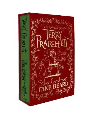 Father Christmas's Fake Beard (Hardback)