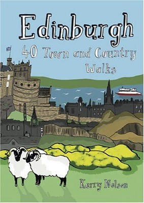 Edinburgh: 40 Town and Country Walks - Pocket Mountains S. (Paperback)