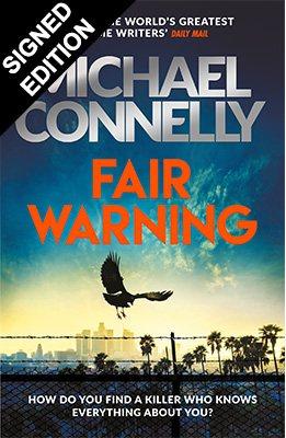 Fair Warning: Signed Edition (Hardback)