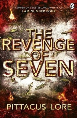The Revenge of Seven: Lorien Legacies Book 5 - The Lorien Legacies (Paperback)