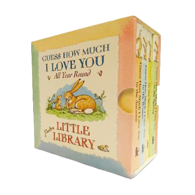 Guess How Much I Love You Little Library - Guess How Much I Love You