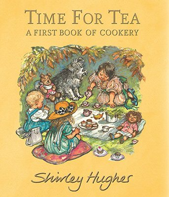Time for Tea: A First Book of Cookery (Hardback)