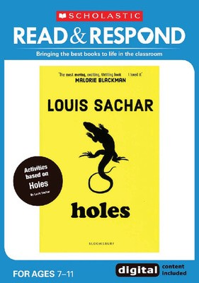 Holes - Read & Respond (Paperback)