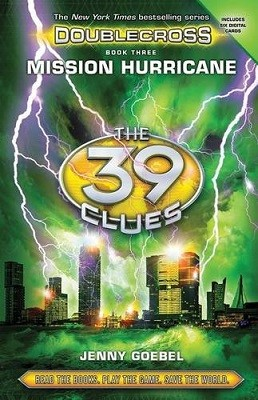 Doublecross Book 3: Mission Hurricane - The 39 Clues 3 (Hardback)