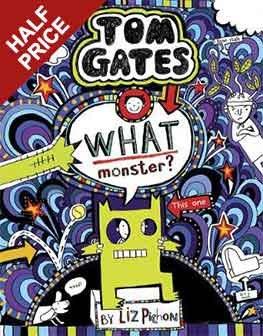 Tom Gates 15: What Monster? (Hardback)
