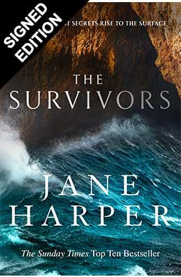 The Survivors: Signed Edition (Hardback)