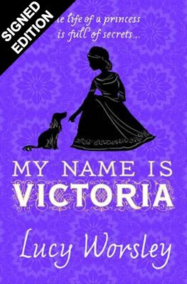 My Name is Victoria - Signed Edition (Paperback)