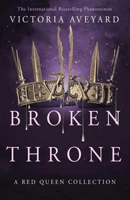 Broken Throne (Hardback)