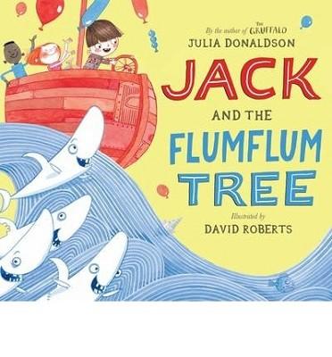 Jack and the Flumflum Tree (Board book)