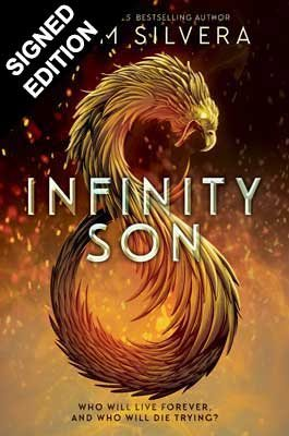Infinity Son: Signed Edition (Paperback)