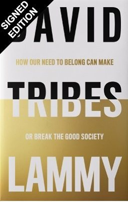 Tribes: Signed Edition (Hardback)