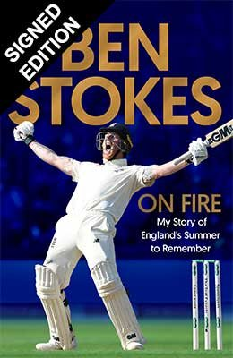 Ben Stokes - On Fire: My Story of England's Summer to Remember (Hardback)