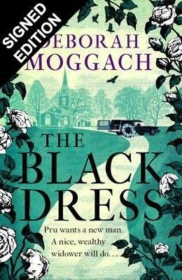 The Black Dress: Signed Edition (Hardback)
