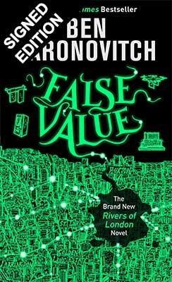 False Value: Signed Exclusive Edition (Hardback)