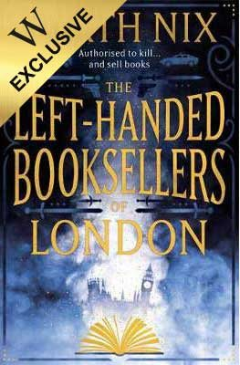 The Left-Handed Booksellers of London: Exclusive Edition (Hardback)