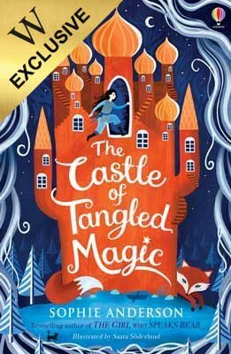 The Castle of Tangled Magic: Exclusive Edition (Paperback)