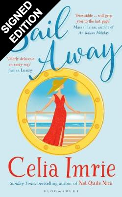 Cover of the book, Sail Away.