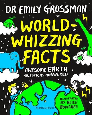 World-whizzing Facts: Awesome Earth Questions Answered (Paperback)
