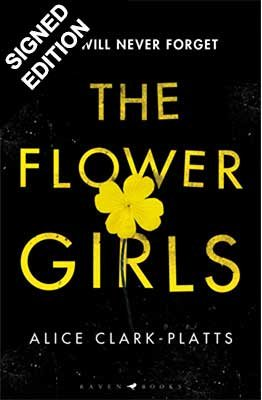 Cover of the book, The Flower Girls.
