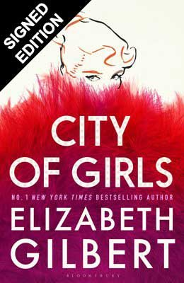 Cover of the book, City of Girls.
