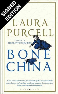 Cover of the book, Bone China.