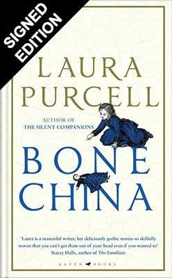 Bone China: Signed First Edition (Hardback)