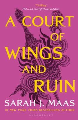 A Court of Wings and Ruin - A Court of Thorns and Roses (Paperback)