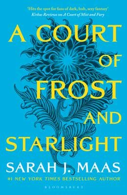 A Court of Frost and Starlight - A Court of Thorns and Roses (Paperback)