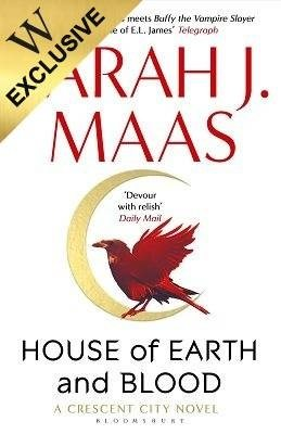 House of Earth and Blood: Exclusive Edition - Crescent City (Paperback)