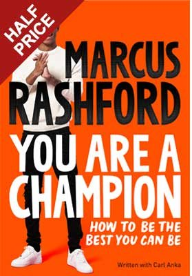 You Are A Champion: Unlock Your Potential, Find Your Voice and Be The BEST You Can Be (Paperback)