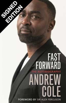 Fast Forward: The Autobiography - Signed Edition (Hardback)