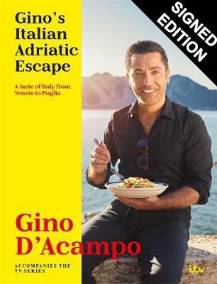 Gino's Italian Adriatic Escape: A Taste of Italy from Veneto to Puglia (Hardback)