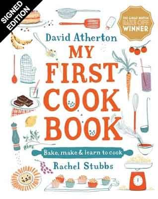 My First Cook Book: Bake, Make and Learn to Cook: Signed Bookplate Edition (Hardback)