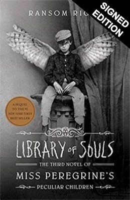 Library of Souls - Signed Edition