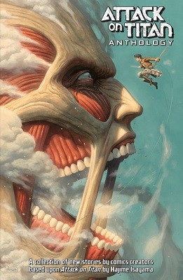 Attack On Titan Anthology (Hardback)