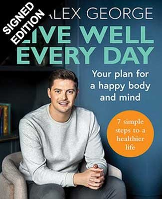 Live Well Every Day: Signed Edition (Paperback)