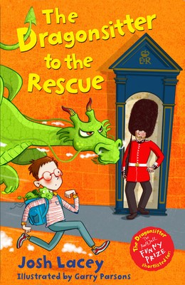 The Dragonsitter to the Rescue - The Dragonsitter series (Paperback)