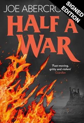 Half a War - Signed Edition (Hardback)
