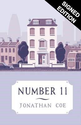 Number 11 - Signed Edition (Hardback)