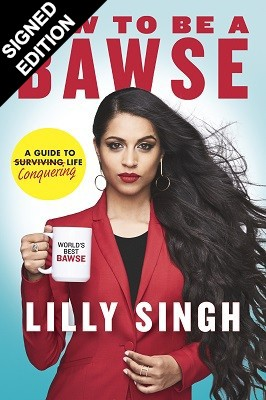 How to be a Bawse - Signed Edition (Hardback)