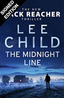 The Midnight Line (Signed Edition): Jack Reacher 22 (Hardback)