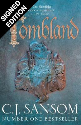 Cover of the book, Tombland (Matthew Shardlake, #7).