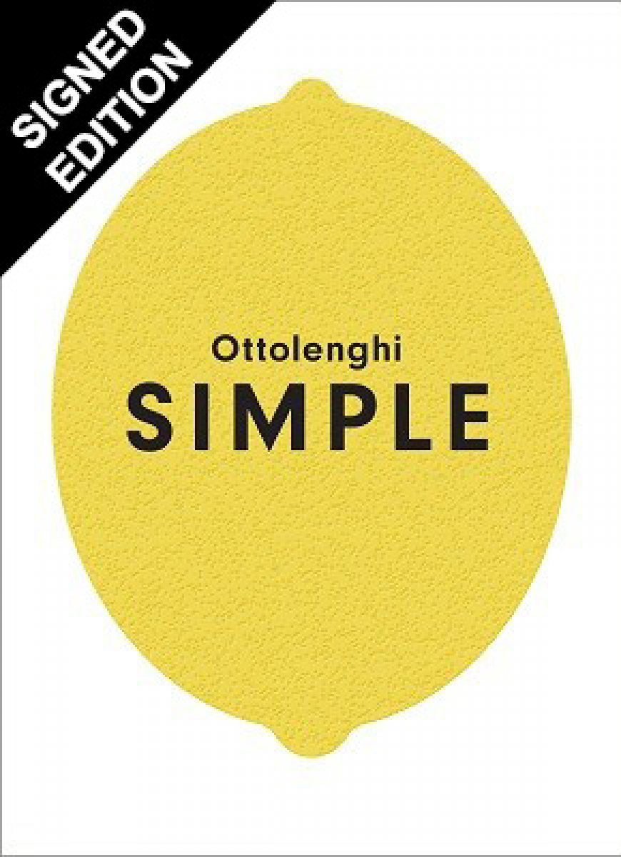 Cover of the book, Ottolenghi SIMPLE.