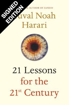 21 Lessons for the 21st Century: Signed Bookplate Edition (Hardback)