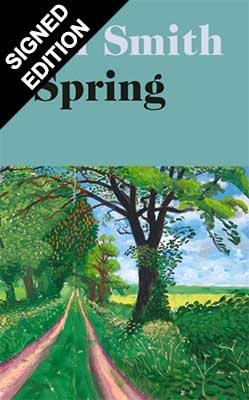 Cover of the book, Spring.