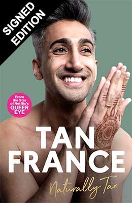 Cover of the book, Naturally Tan.