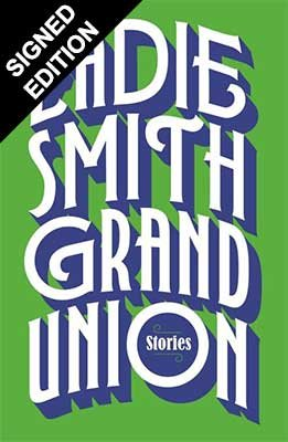 Cover of the book, Grand Union: Stories.