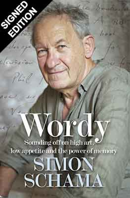 Cover of the book, Wordy.