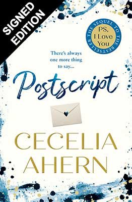 Cover of the book, Postscript (P.S. I Love You, #2).