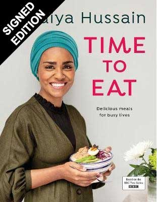 Cover of the book, Time to Eat: Delicious Meals for Busy Lives.